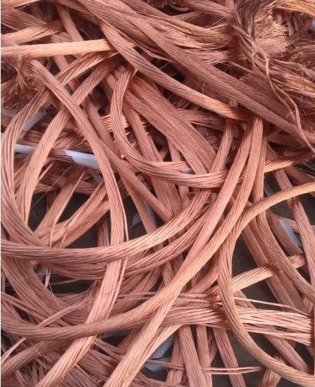 常熟有色金属回收公司分享关于纯铜鉴别方法